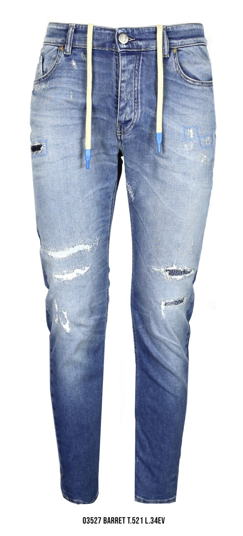 PMDS | Jeans Barret | blue