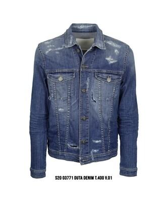 PMDS | Jeans Jacket Duta | Blauw