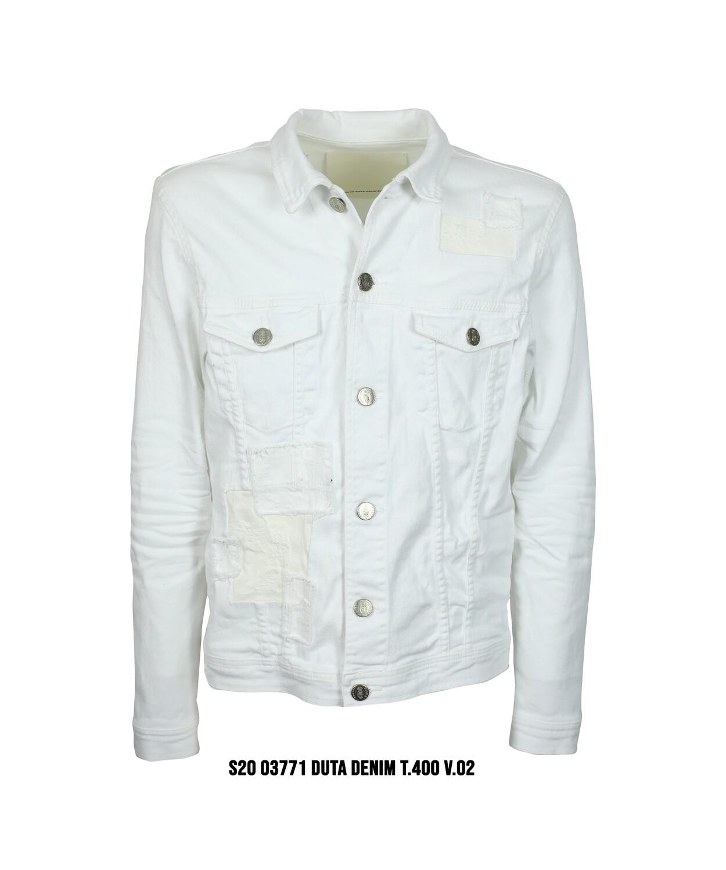 PMDS | Jeans Jacket Duta | White
