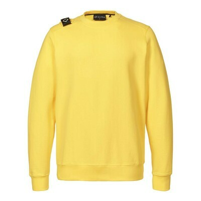 Mastrum | Sweater Core Crew | Citrus Yellow