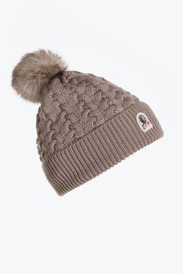 PARAJUMPERS | TRICOT HAT | CAPPUCCINO