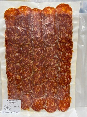 Salami Spianata Piccante (Sliced)