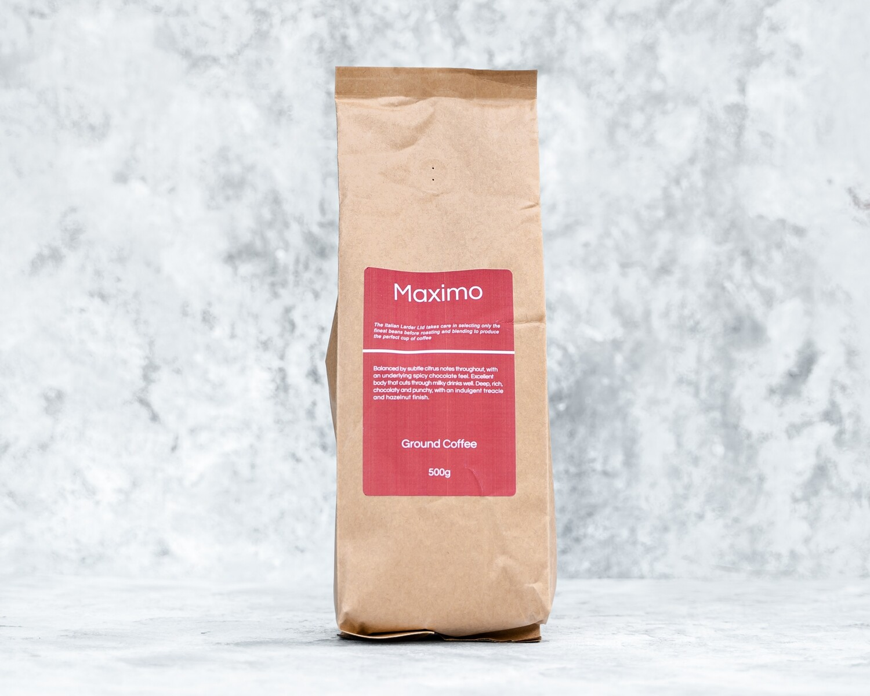 Maximo Coffee Beans