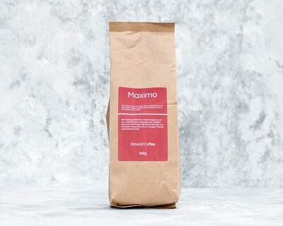 Ground Maximo Coffee