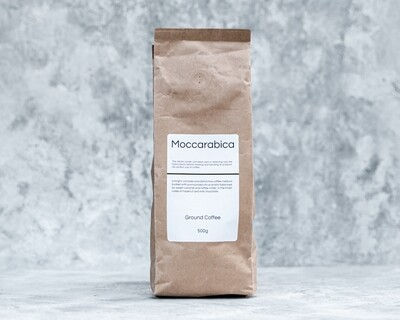 Ground Moccarabica Coffee