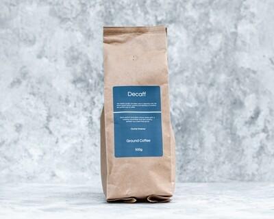 The Italian Larder Ground Decaff Coffee