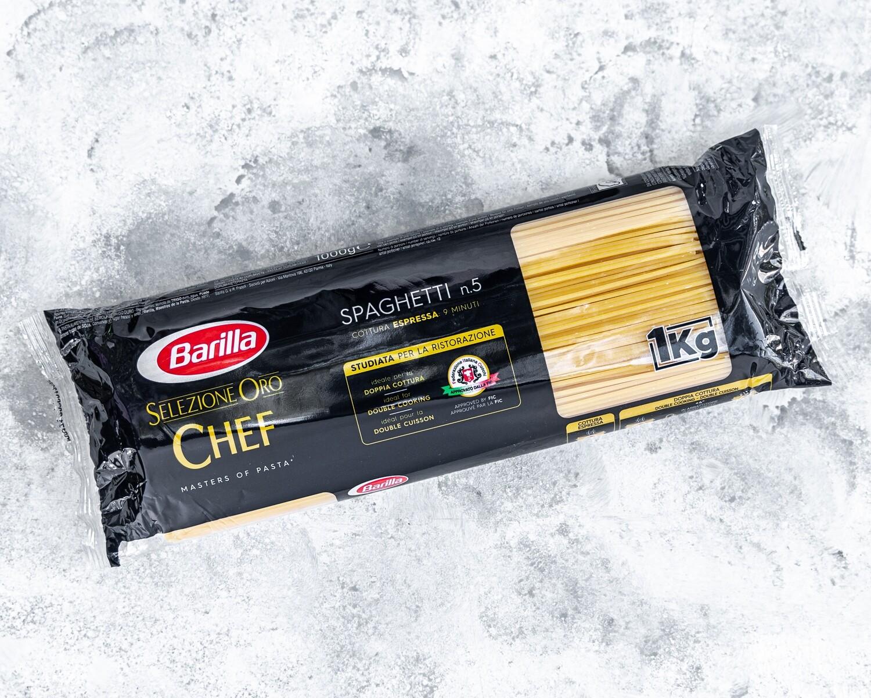 Spaghetti No.5 (Barilla) x 1kg