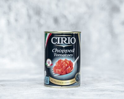 Chopped Tomatoes (Cirio)