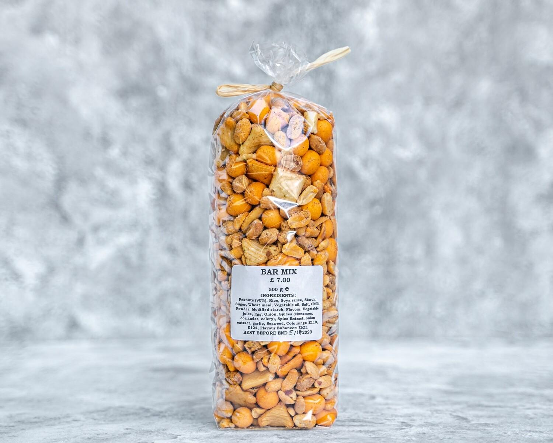 Pulses/Beans/Nuts : Bar Mix