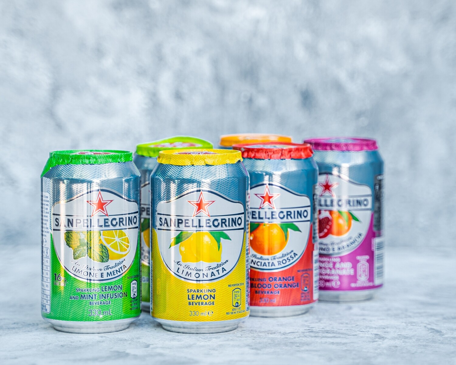 Sanpellegrino Pick & Mix 6 Pack