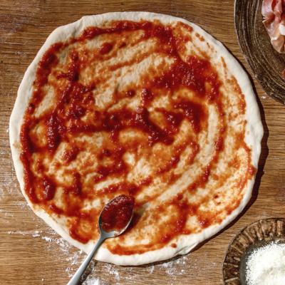 Pizza  Base (Frozen) Tomato 29cm