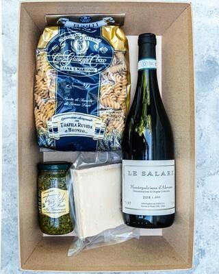 Pasta Meal Box