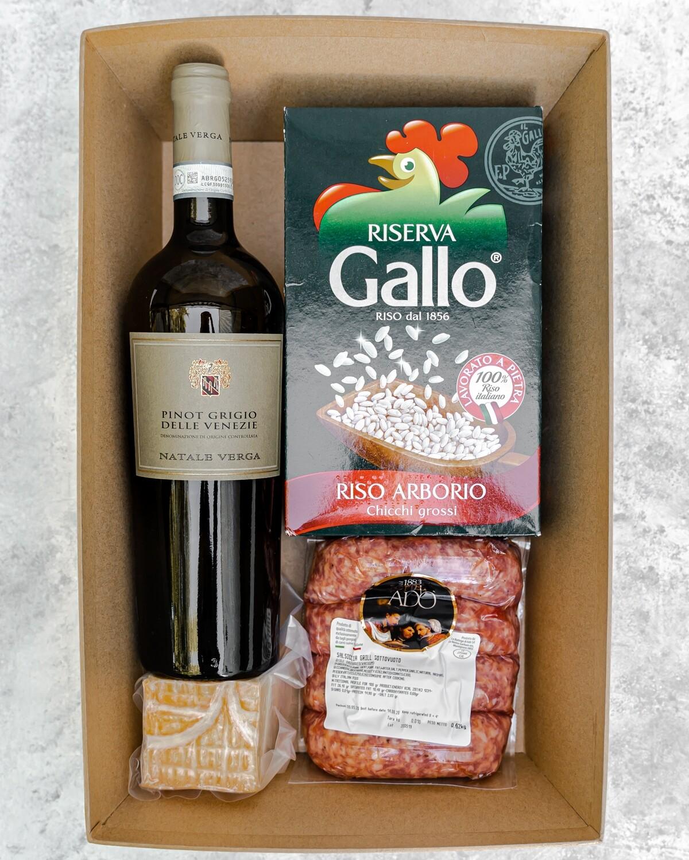 Risotto Box for 6
