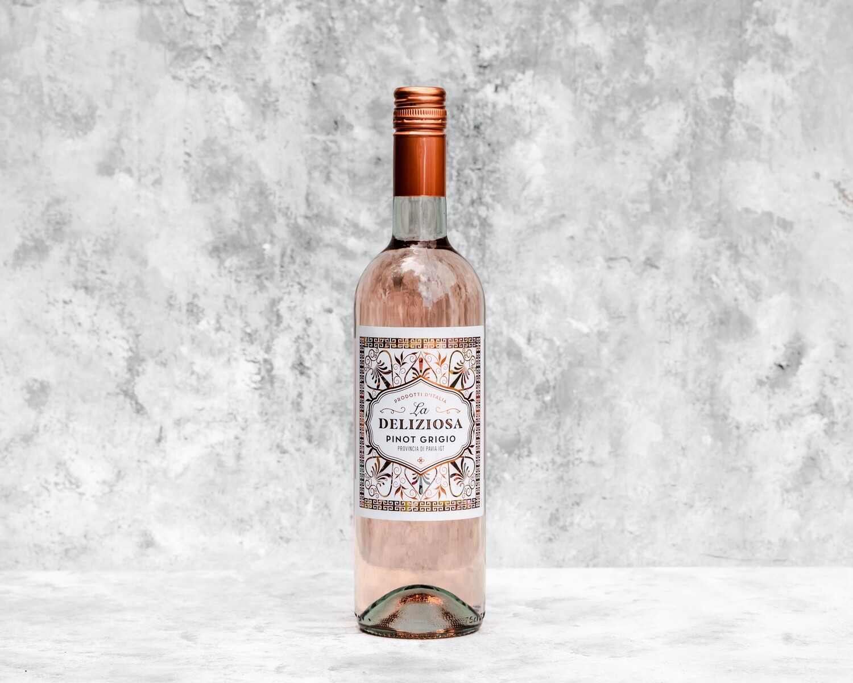 La Deliziosa Pinot Grigio Blush