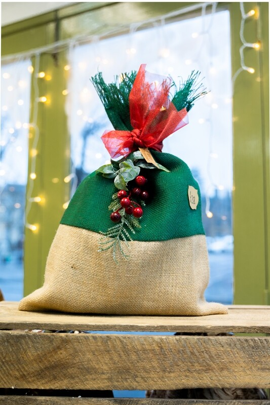 Hand-made Gift Bag Full of Italian Gifts #1
