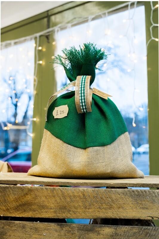 Hand-made Gift Bag Full of Italian Gifts #?