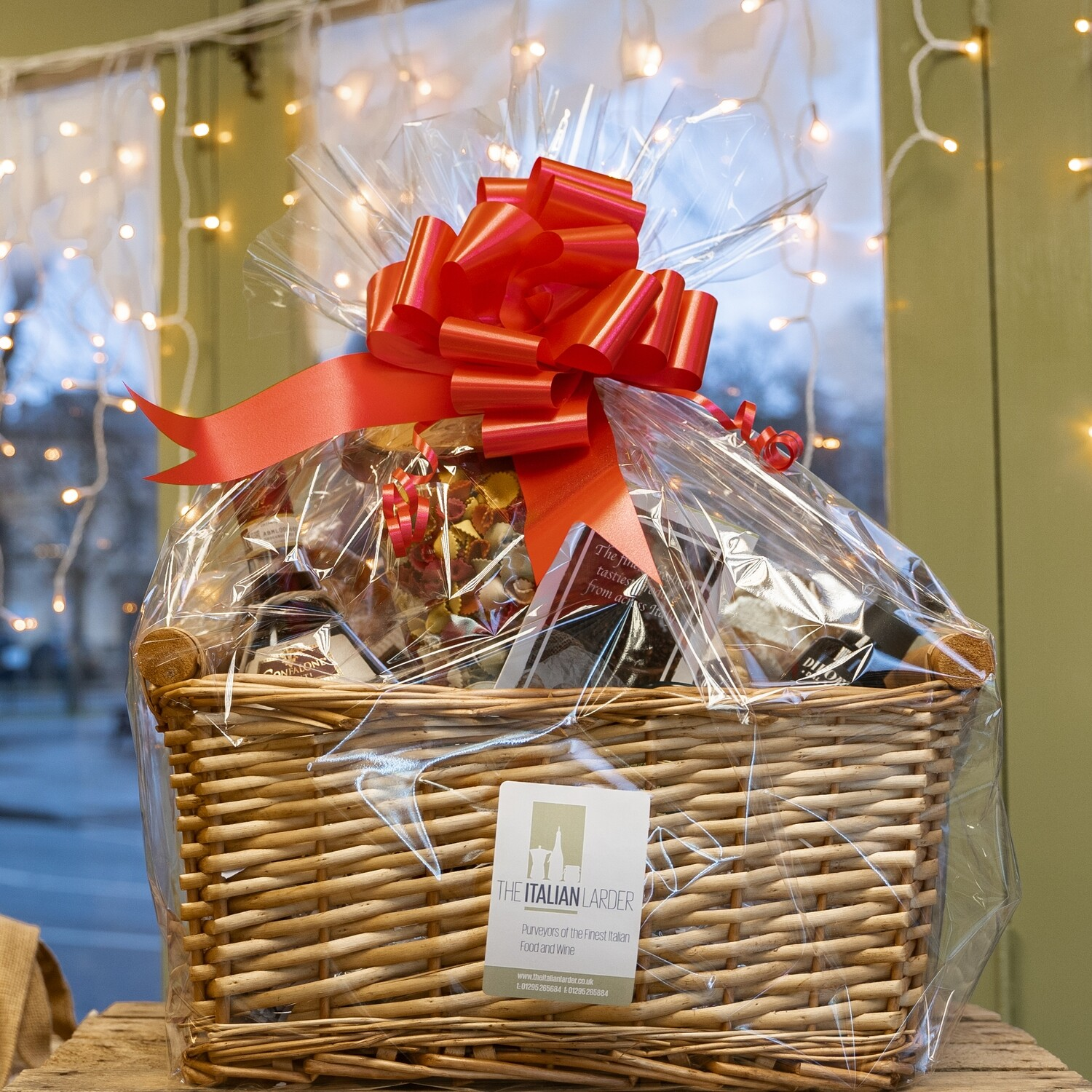 Large Gift Hamper Full of Italian Gifts #5