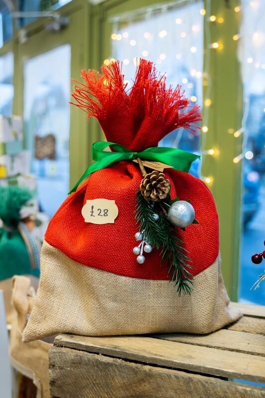 Hand-made Gift Bag Full of Italian Gifts #2