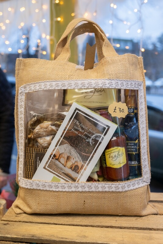 Hand-made Gift Bag Full of Italian Gifts #5