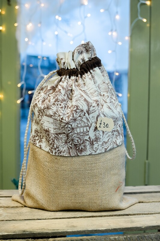Hand-made Gift Bag Full of Italian Gifts #3