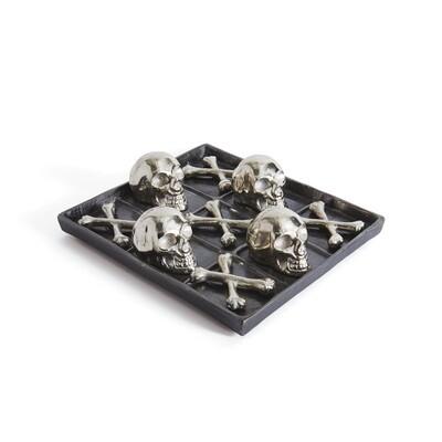 Tic Tac Toe Skull/Bones