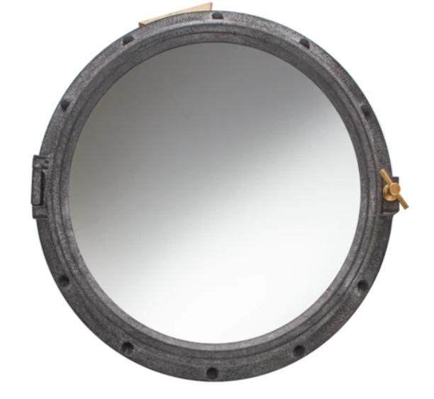 Mirror Brass Accent