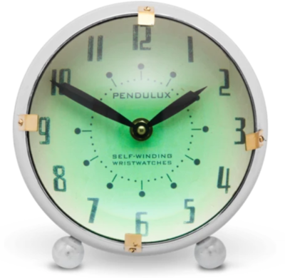 Orbit Table Clock