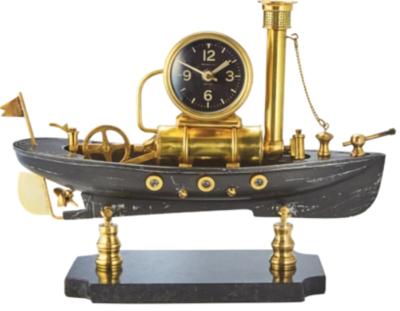 Steamboat Clock