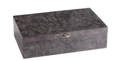 Box Leather Large