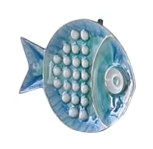 Fish Spotted Plate
