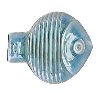 Fish Plate Striped