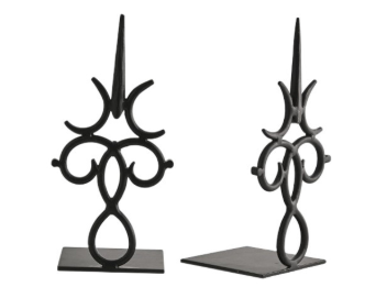 Bookends Iron