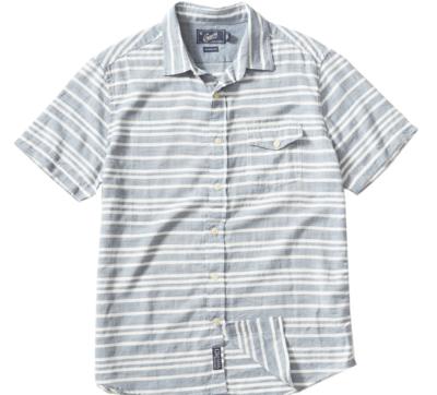 Grayers Horizontal Slub Twill Shirt