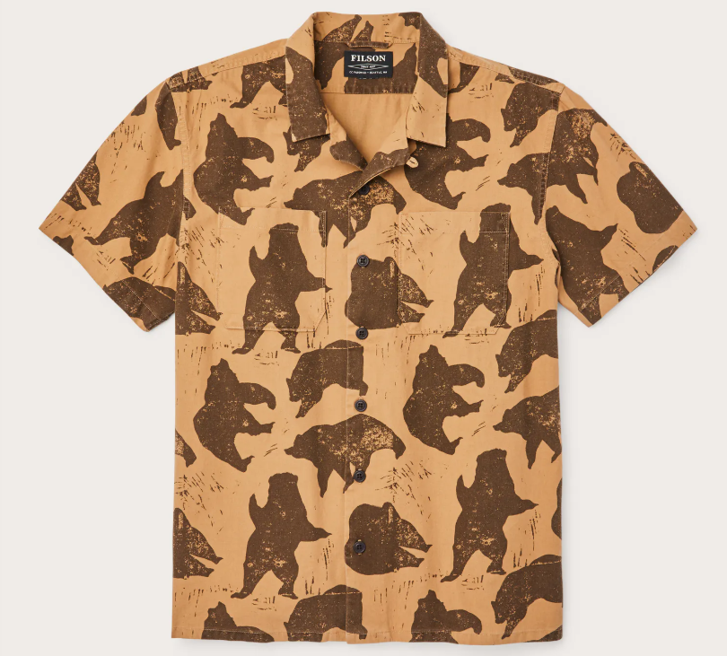 Filson Bear Camp Shirt