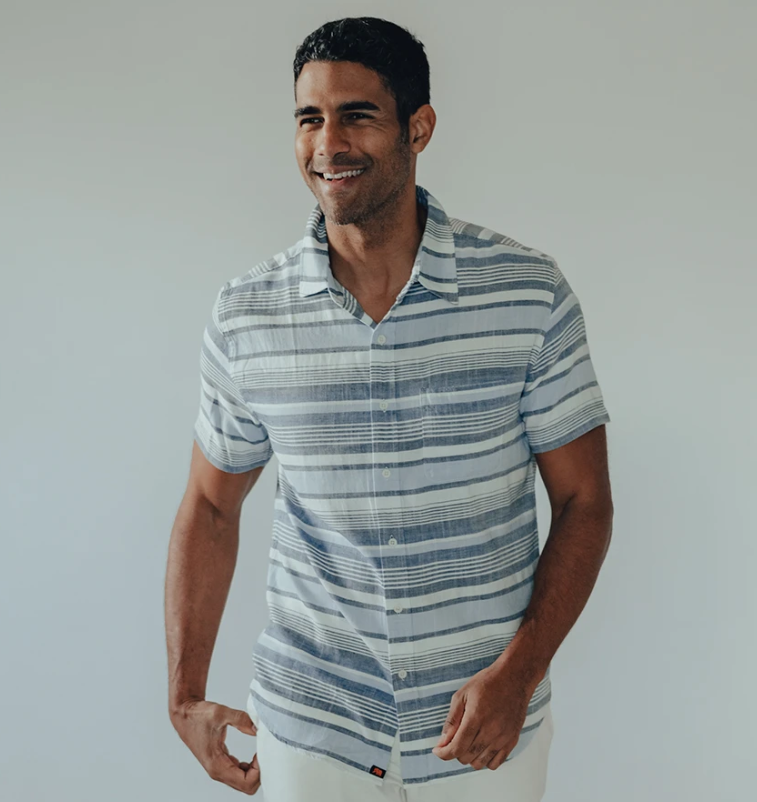 Normal SS Shirt - Freshwater