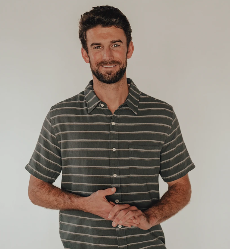 Normal SS Shirt Stripe