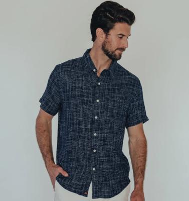 Normal SS Shirt - Ocean