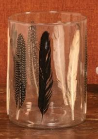 Hurricane w/ Feathers