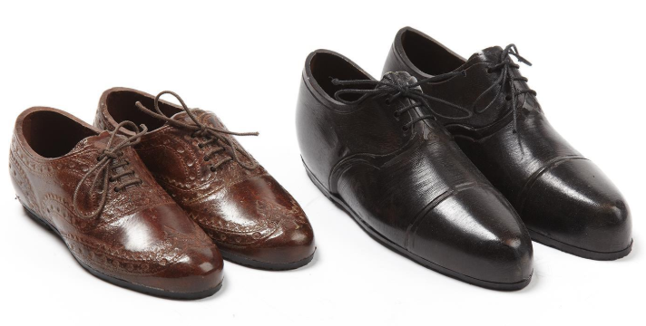 Paperweight Set Oxford Shoes