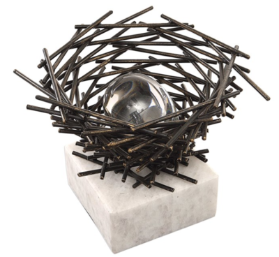 Nest Sculpture