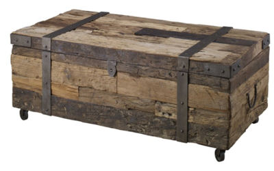 Chest Reclaimed Wood