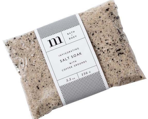 Bath Salt Envelope