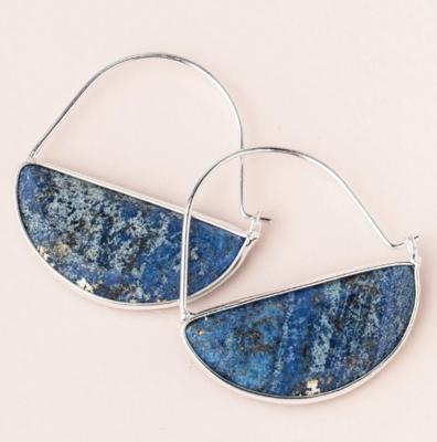 Prism Hoop Earring
