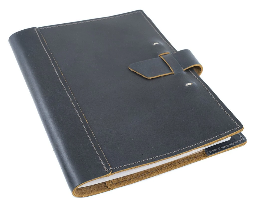 Leather Composition Notebook