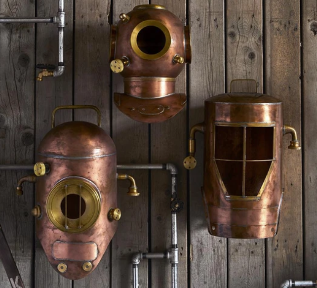 Wall Diver Helmet