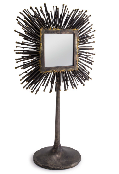 Spike Square Mirror