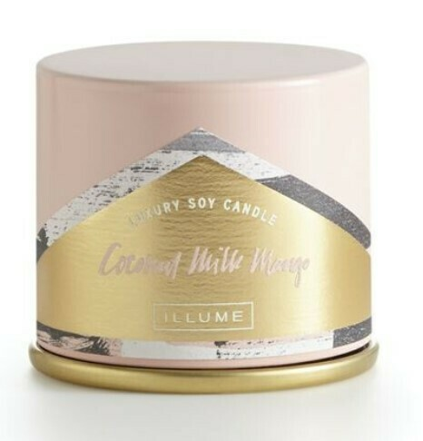 Demi Vanity Tin - Coconut Milk Mango