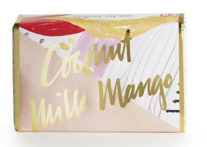 Bar Soap - Coconut Milk Mango