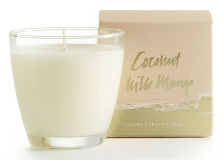 Gift Boxed Candle - Coconut Milk Mango
