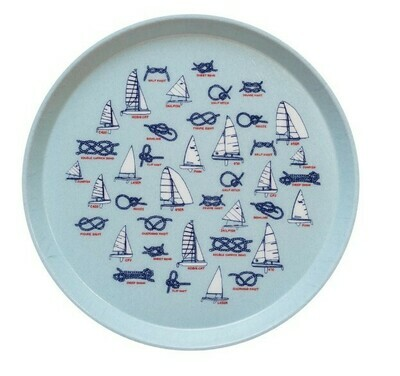 Tray Knots & Boats